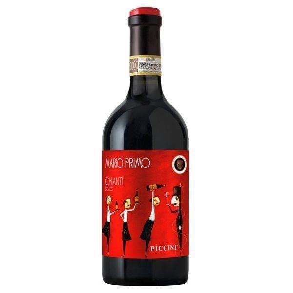 Piccini Mario Primo 2017 Chianti - Vin rouge d'Italie