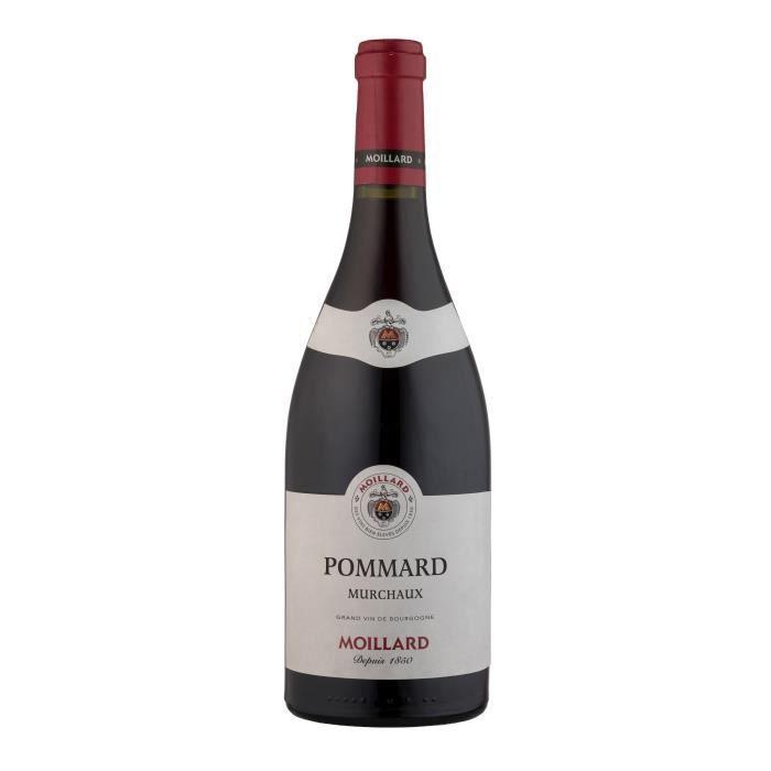 Moillard 2017 Pommard - Vin rouge de Bourgogne