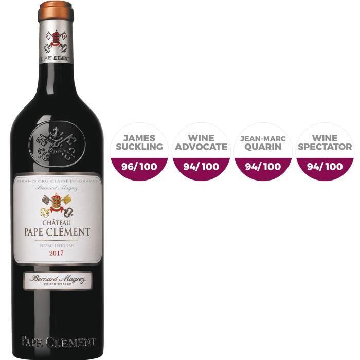 Château Pape Clément 2017 Pessac-Léognan - Vin rouge de Bordeaux