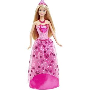 BARBIE Princesse Multicolore Bijoux