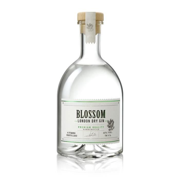 Blossom - London Dry Gin - 44% - 70 cl