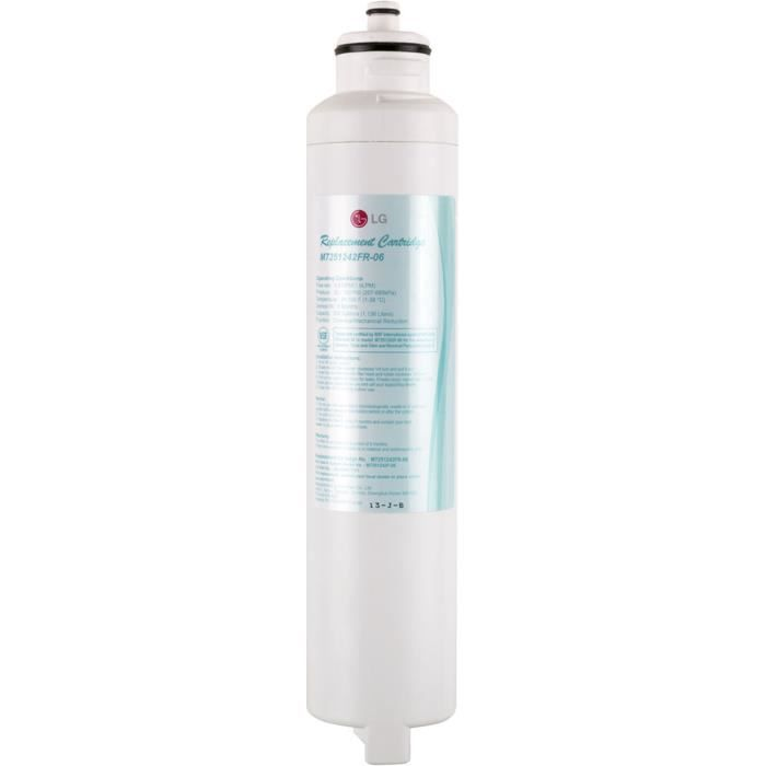 WPRO LGM72 Filtre à eau interne d'origine LG