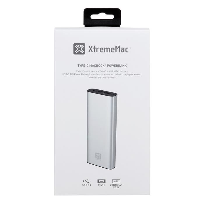 XTREMEMAC Powerbank 20100 mAh