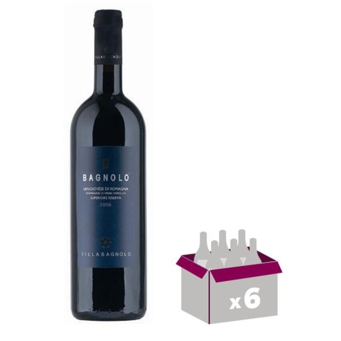 Villa Bagnolo 2006 Sangiovese - Vin rouge d'Italie