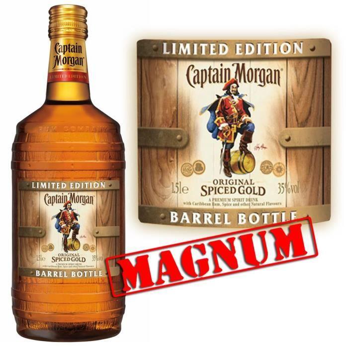 Captain Morgan spiced Magnum 1.5L