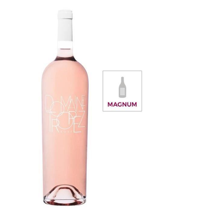 Magnum Domaine Tropez 2016 Côtes de provence - Vin rosé de Provence