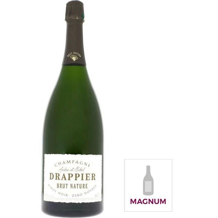 Champagne Drappier Brut Nature - Magnum 1,5L