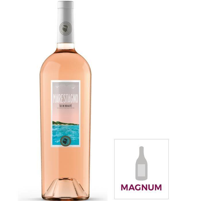 Magnum Maresatgno Ile de Beauté - Vin rosé de Corse