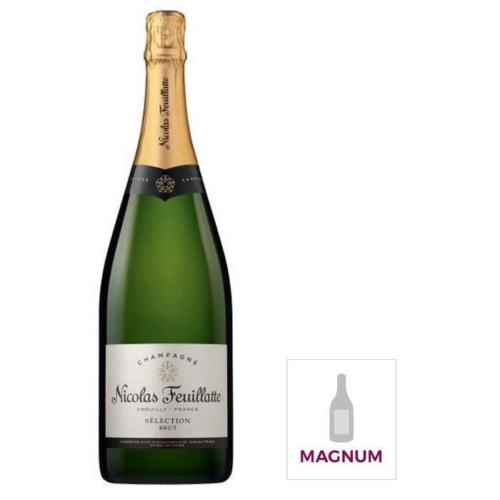 Champagne Nicolas Feuillatte Brut - Magnum 1,5L