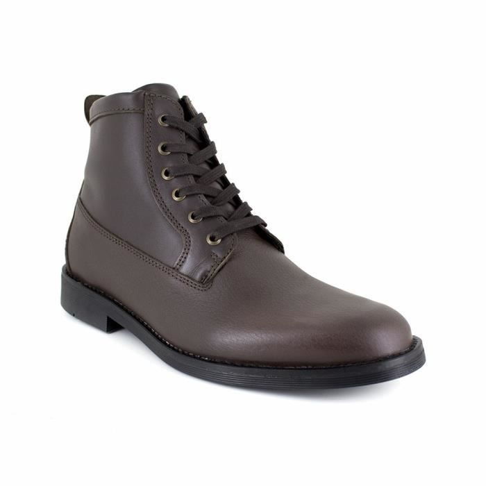 J.BRADFORD Chaussures Bottines JBAPPLEMA Marron Homme