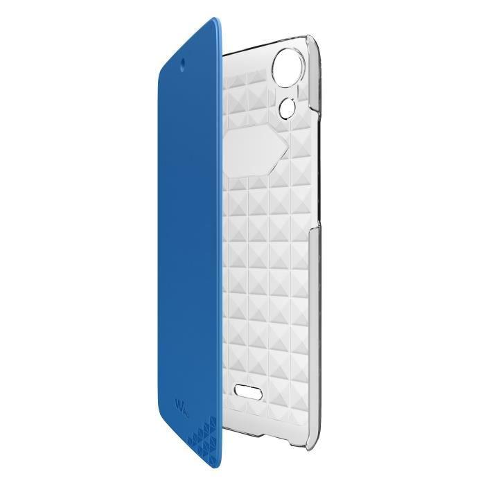Wiko Folio Rainbow Jam 4G Bleu