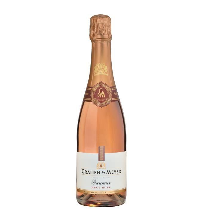 Gratien & Meyer - Saumur Rosé