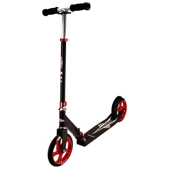 NIJDAM PRO-LINE Trottinette pliable 200 mm low