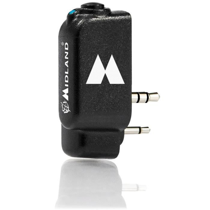 WA DONGLE Adaptateur Bluetooth pour Midland 2 Broches