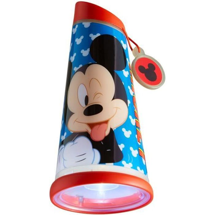 MICKEY MOUSE Veilleuse nomade GoGlow