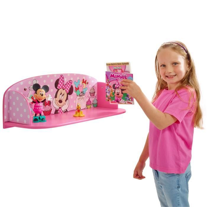 MINNIE MOUSE Etagère Murale