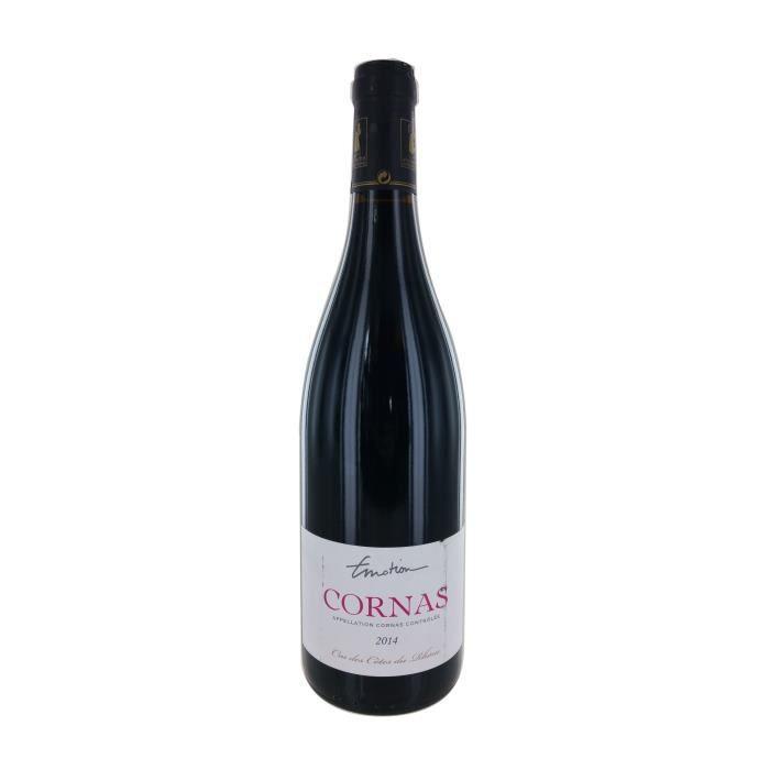 Emotion 2014 Cornas - Vin rouge de la Vallée du Rhône