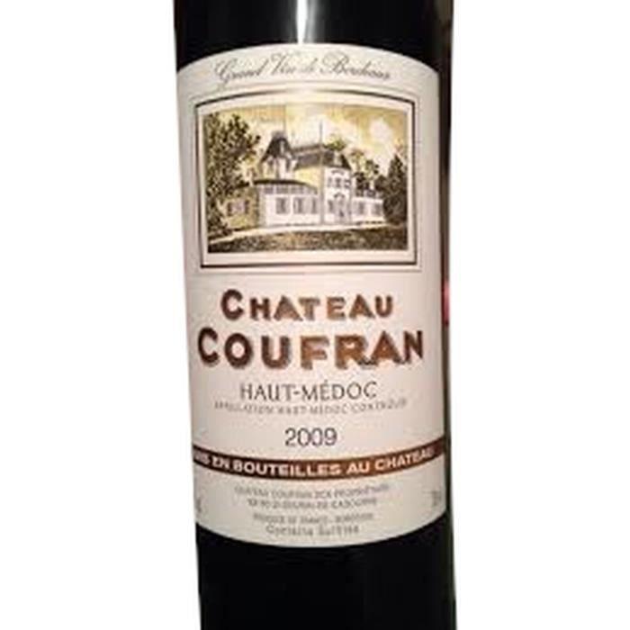 Château Coufran 2009 Haut Médoc Cru Bourgeois - Vin rouge de Bordeaux