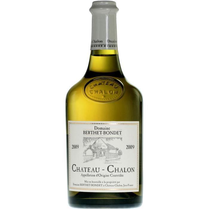 Domaine Berthet-Bondet 2010 Château-Chalon Vin Jaune