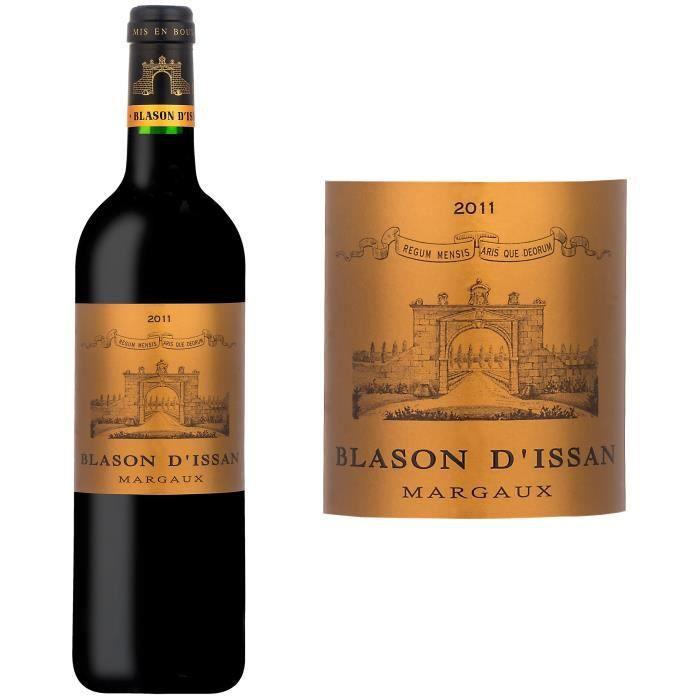 Blason d'Issan 2011 Margaux - Vin rouge de Bordeaux