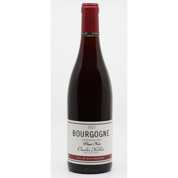 Charles NOELLAT 2011 Bourgogne Pinot Noir - Vin rouge de Bourgogne