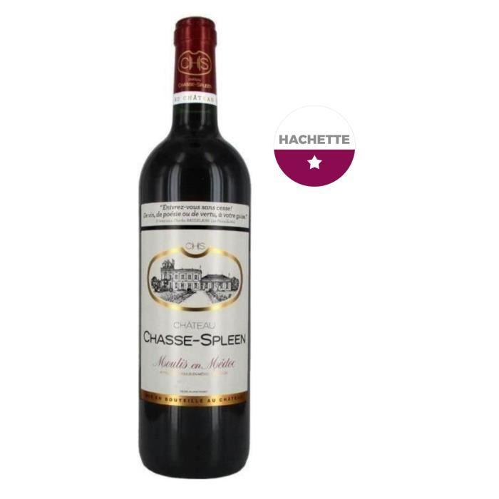 Château Chasse Spleen 2012 Moulis - Vin rouge de Bordeaux