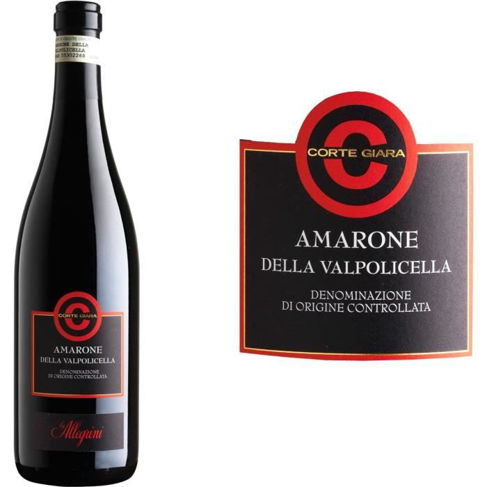 Corte Giara Amarone 2013 Della Valpolicella - Vin rouge d'Italie