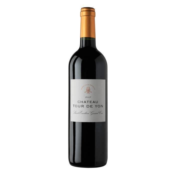 Château Tour de Yon 2013 Saint-Emilion Grand Cru - Vin rouge de Bordeaux