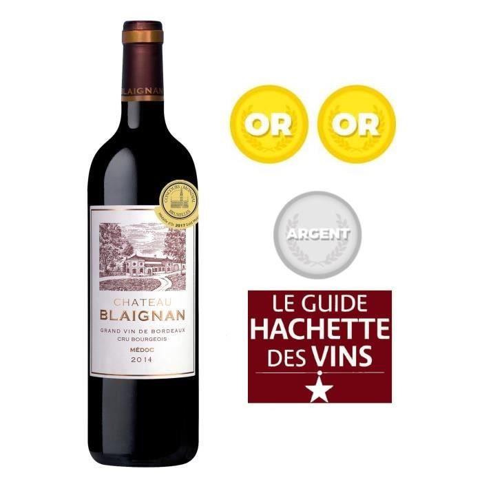 Château Blaignan 2014 Médoc - Vin rouge de Bordeaux