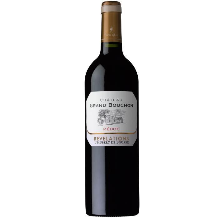 Château Grand Bouchon 2014 Médoc - Vin rouge de Bordeaux