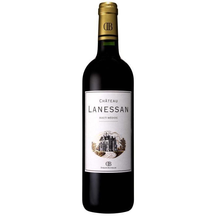 Château Lanessan 2014 Haut Médoc - Vin rouge de Bordeaux