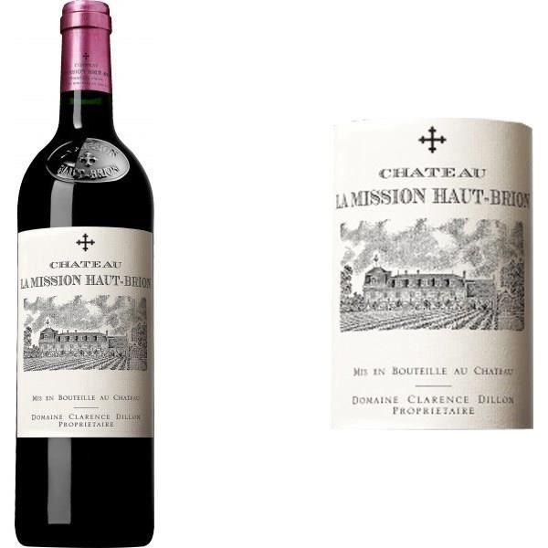 La Mission Haut Brion 2014 Pessac Léognan Grand Cru - Vin rouge de Bordeaux
