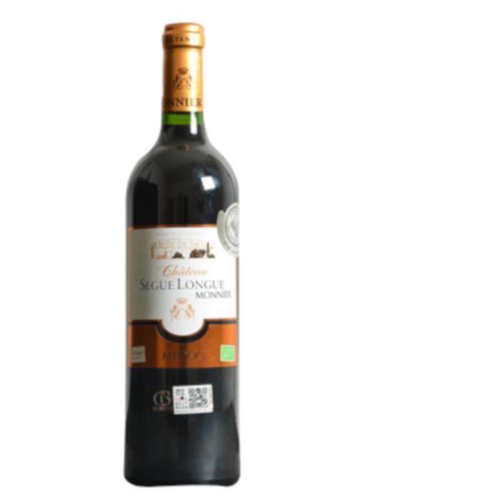 Château Segue Longue Monnier 2014 Médoc - Vin rouge de Bordeaux