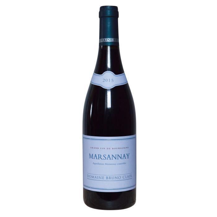 Domaine Bruno Clair 2015 Marsannay - Vin rouge de Bourgogne