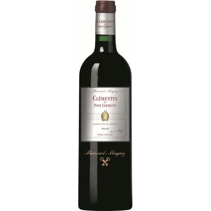 Clémentin de Pape Clément 2016 Pessac-Léognan - Vin rouge de Bordeaux