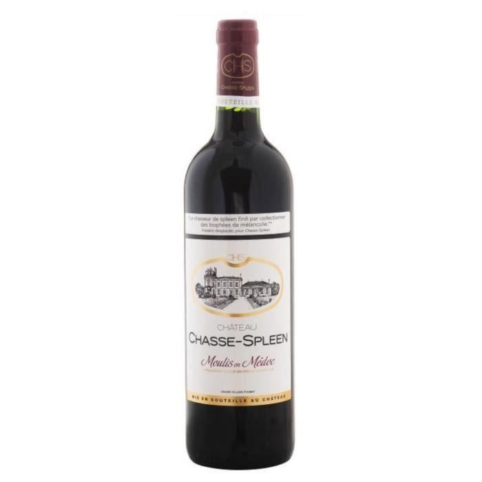 Château Chasse Spleen 2016 Moulis - Vin rouge de Bordeaux