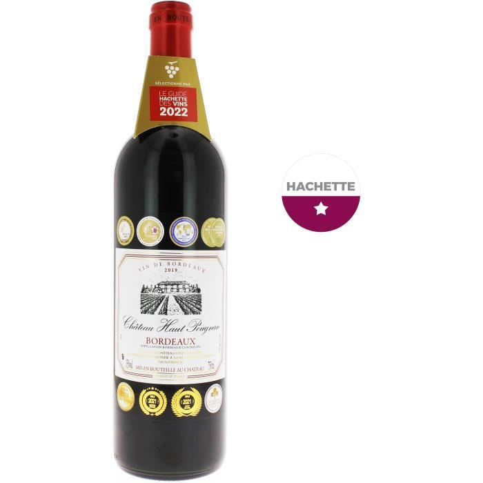 Château Haut Pougnan Cuvée Prestige 2016 Bordeaux - Vin rouge de Bordeaux