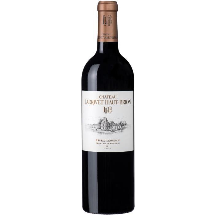 Château Larrivet Haut-Brion 2016 Pessac-Léognan - Vin rouge de Bordeaux
