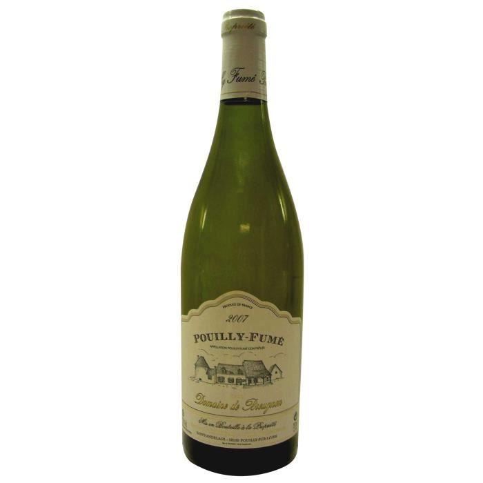 Domaine de Breugnon 2017 Pouilly fumé - Vin blanc de la Val de Loire
