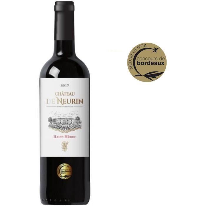 Château de Nerurin 2017 Haut Médoc - Vin rouge de Bordeaux