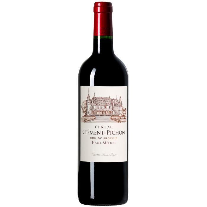 Château Clément-Pichon 2017 Haut-Médoc Cru Bourgeois - Vin rouge de Bordeaux