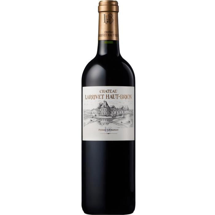 Château Larrivet-Haut-Brion 2017 Pessac Léognan - Vin rouge de Bordeaux
