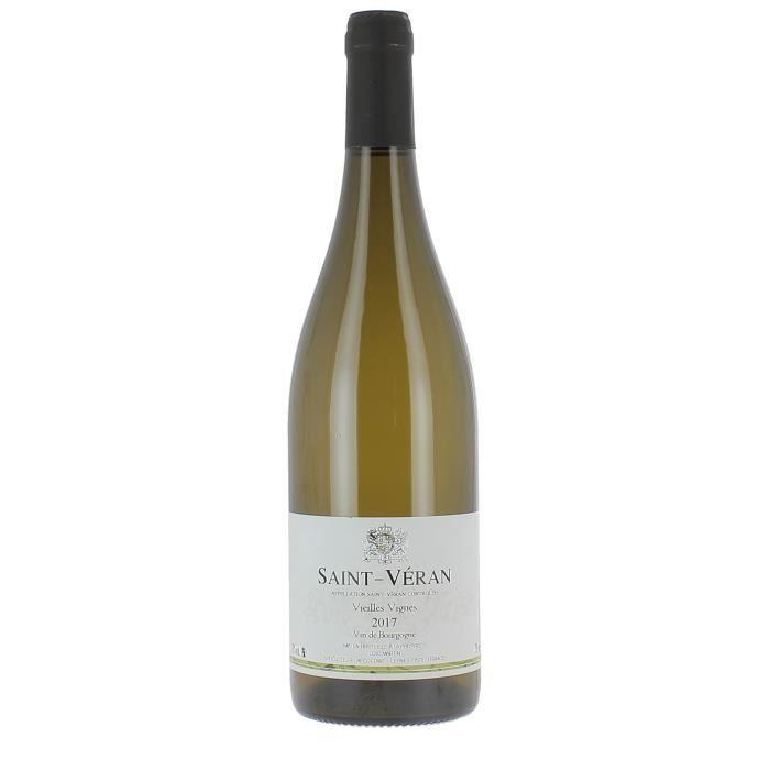 Domaine Martin 2017 Saint Véran Vieilles Vignes - Vin blanc de Bourgogne