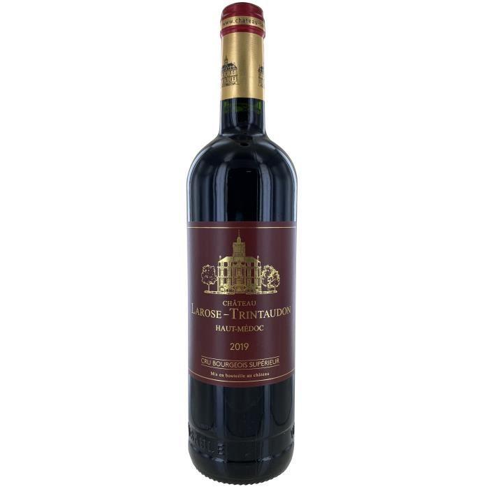 Château Larose Trintaudon 2009 Haut-Médoc Cru Bourgeois - Vin rouge de Bordeaux