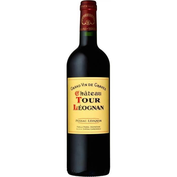Château Tour Léognan 2017 Pessac-Léognan - Vin rouge de Bordeaux