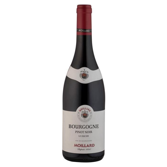 Moillard Bourgogne Pinot Noir - Vin rouge de Bourgogne