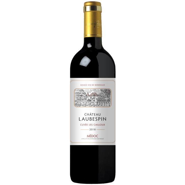 Château Laubespin Cuvée Les Cailloux 2018 Médoc - Vin rouge de Bordeaux