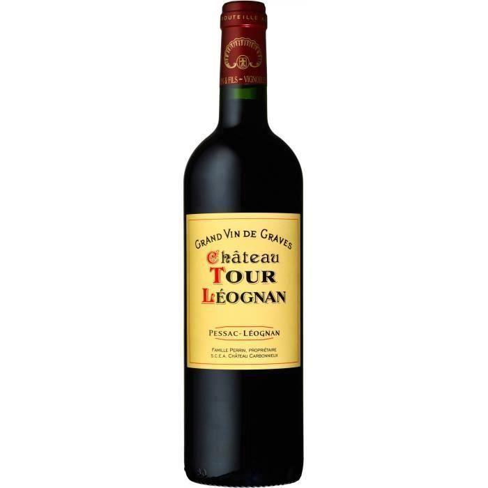 Château Tour Léognan 2018 Pessac-Léognan - Vin rouge de Bordeaux
