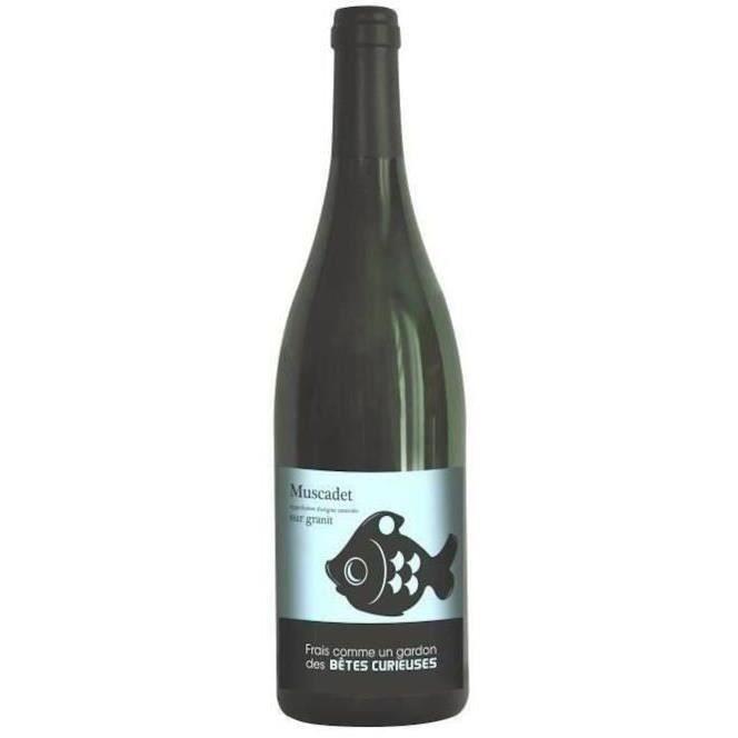 Frais Comme Un Gardon 2019 Muscadet-sèvre-et-maine - Vin blanc de Loire