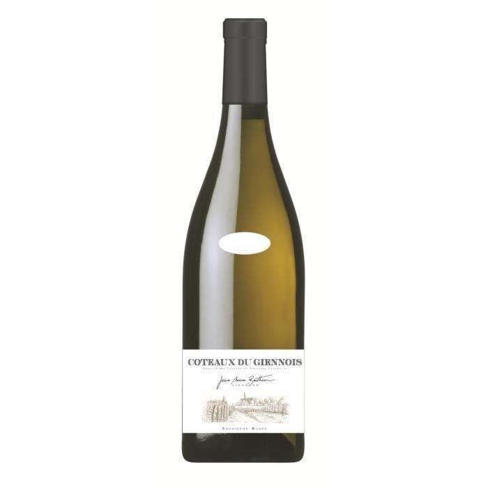 Jean Marie Berthier 2019 Coteaux du Giennois - Vin blanc de Loire